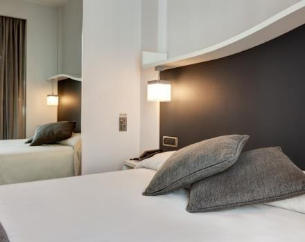 Single room BW Premier Hotel Royal Santina