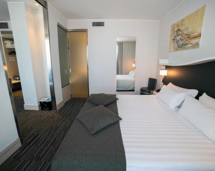 Junior Suite - Hotel Royal Santina Roma 4 stelle