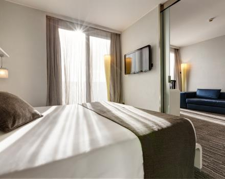 Junior Suite BW Premier Hotel Royal Santina