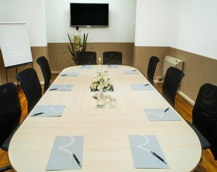 Meeting Room Alice PREMIER Hotel Royal Santina