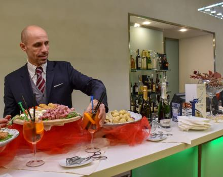 Bar - Best Western Premier Hotel Royal Santina Roma