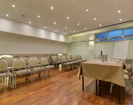 Meeting room Bianca  BW Premier Hotel Royal Santina!