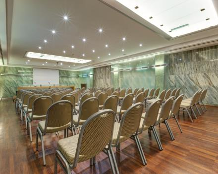 Meeting room Lucrezia at BW Premier Hotel Royal Santina!