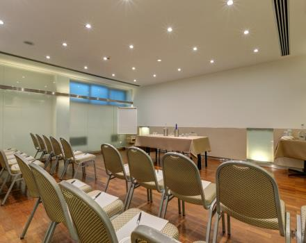 Meeting Room Bianca BW Premier Hotel Royal Santina