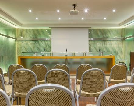 Meeting Room Lucrezia BW Premier Hotel Royal Santina!
