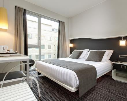 Discover the convenience of Best Western Premier Hotel Royal Santina, Roma 4 stars