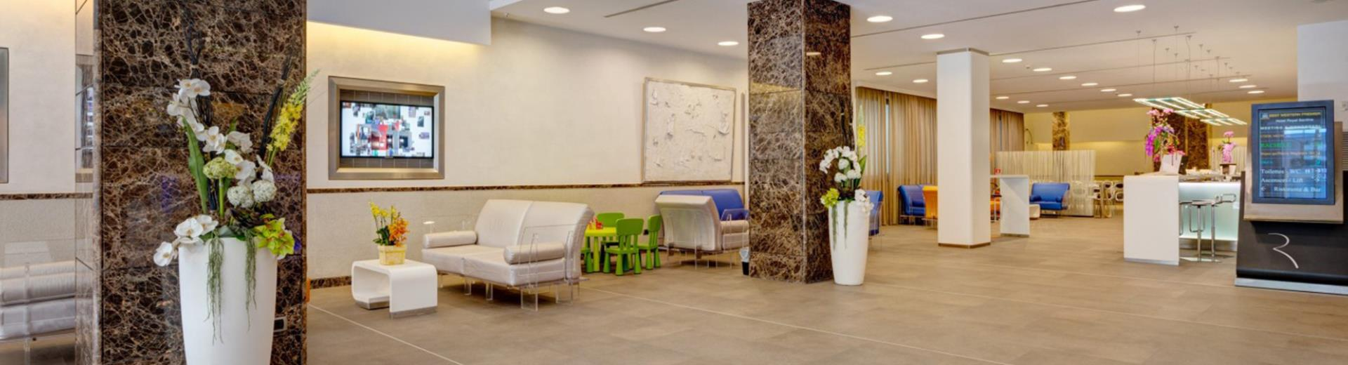 Looking for a hotel for your stay in Roma (RM)? Book/reserve at the Best Western Premier Hotel Royal Santina
