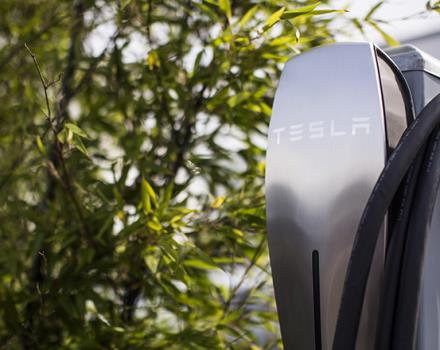 Recharge your Tesla car in a short time through a connector for charging available also in our 4 stars hotel in Rome.