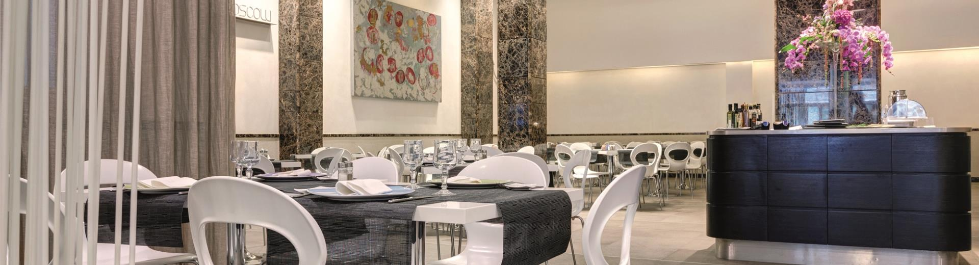 Restaurant hotels 4 star Rome-Hotel Royal Santina