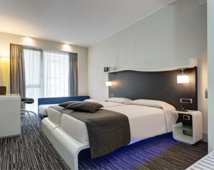 Triple room BW Premier Hotel Royal Santina