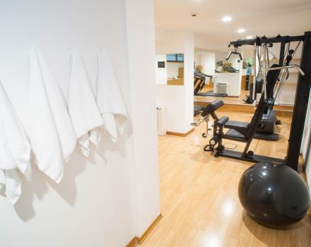 Gym BW Premier Hotel Royal Santina