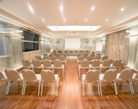 Meetings and Congresses - Best Western Premier Hotel Royal Santina Roma 4 stars